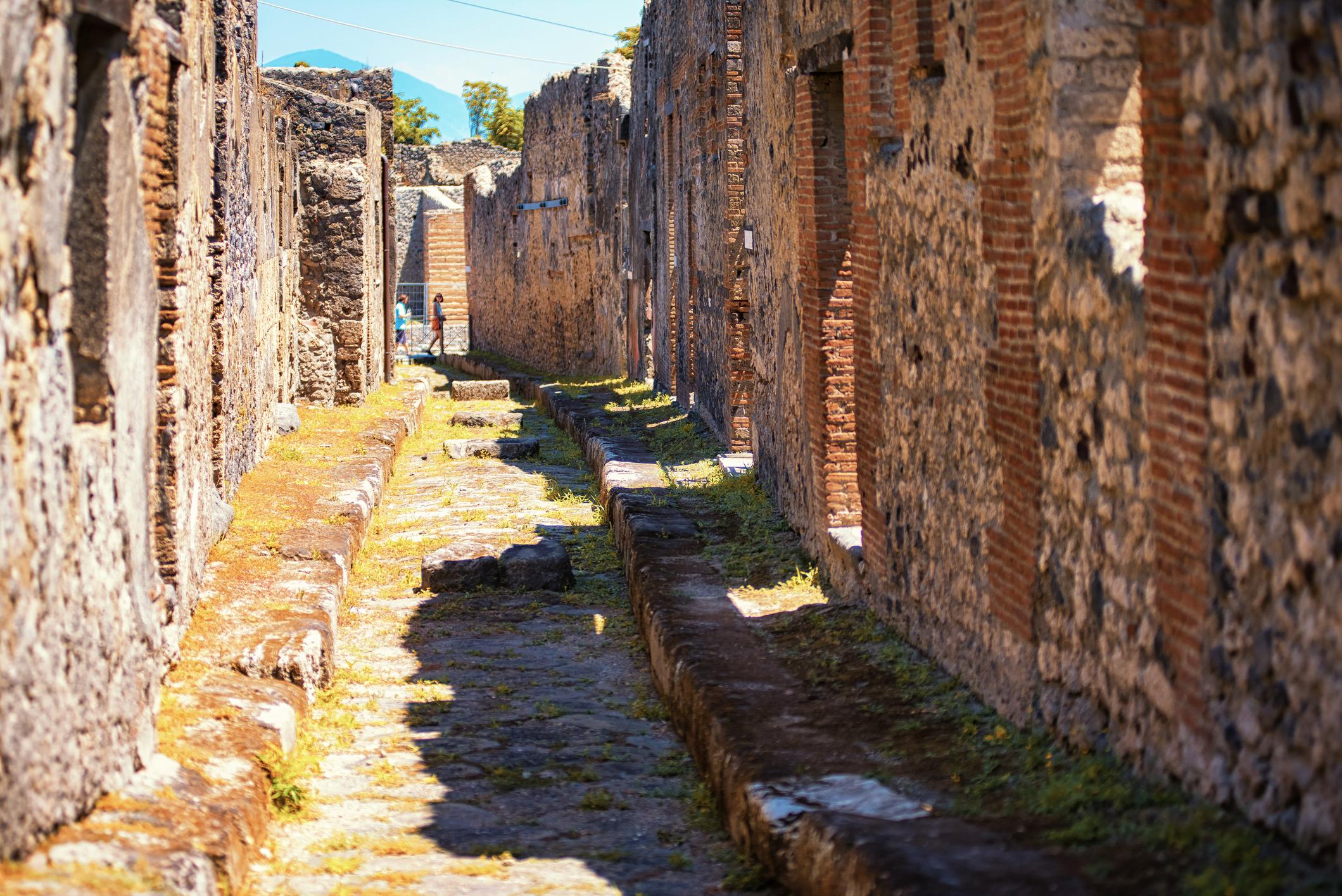 Везувий уничтожил Помпеи позже, чем считалось