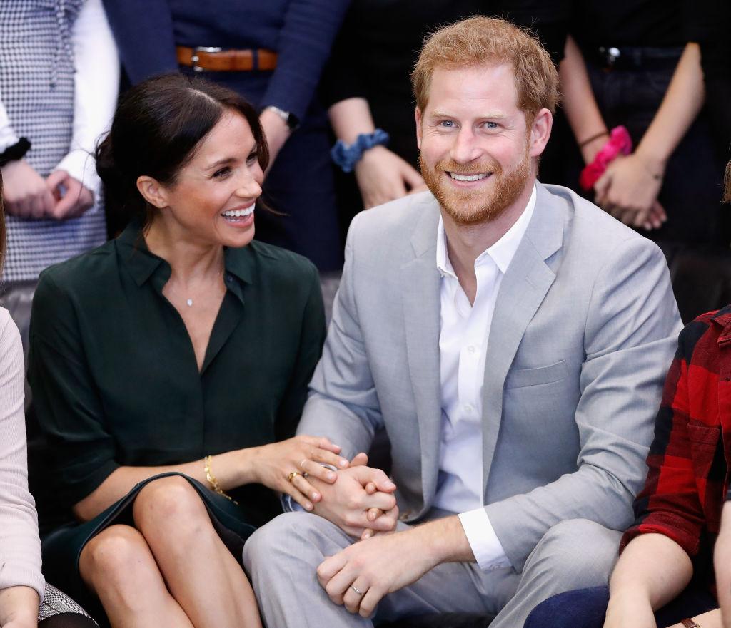 Принц Гарри и герцогиня Меган объявили, что ждут ребенка