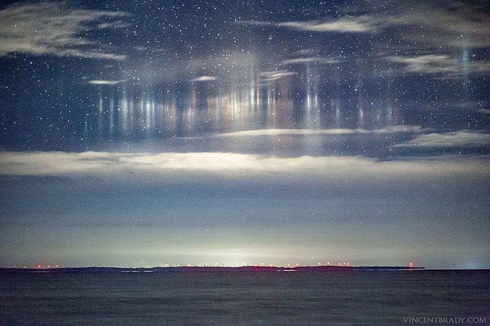 Американский фотограф снял свет из космоса.Вокруг Света. Украина
