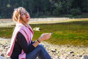 Исцеление природой: перезагрузка на озере Синевир