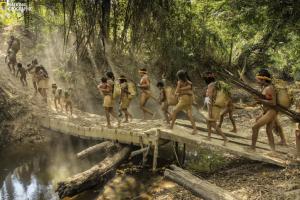 Экспедиция в прошлое: как живет затерянное племя в дождевых лесах Амазонки
