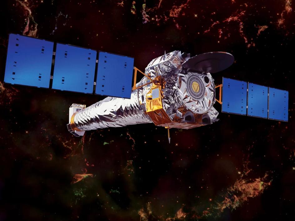 Сломался второй космический телескоп NASA.Вокруг Света. Украина