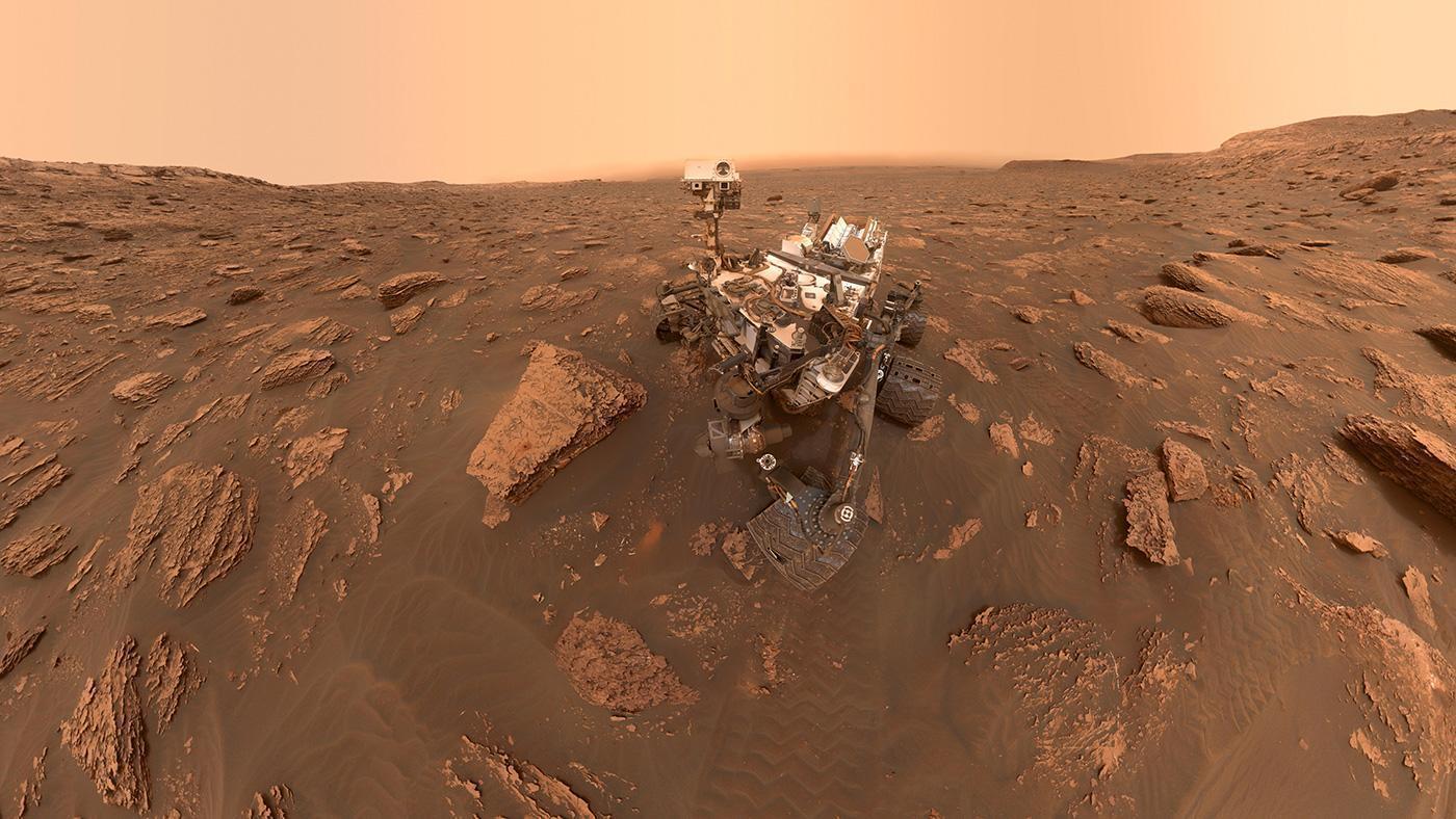 Марсоход  Curiosity: перезагрузка. NASA собирается оживить второй