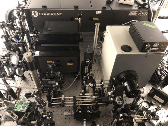 Триллионы кадров в секунду: в Канаде создали самую быструю в мире камеру