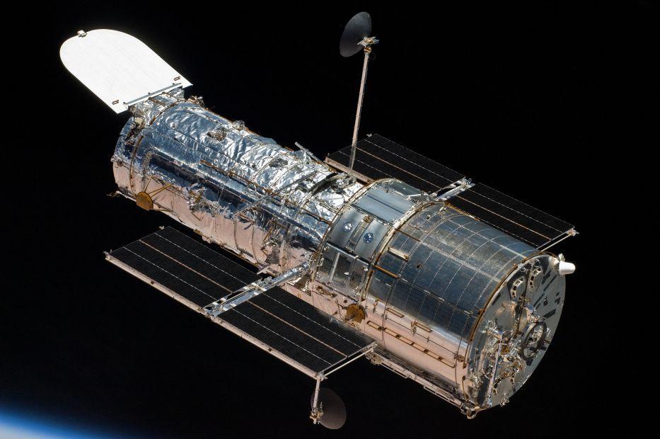 Телескоп Hubble вернется к работе
