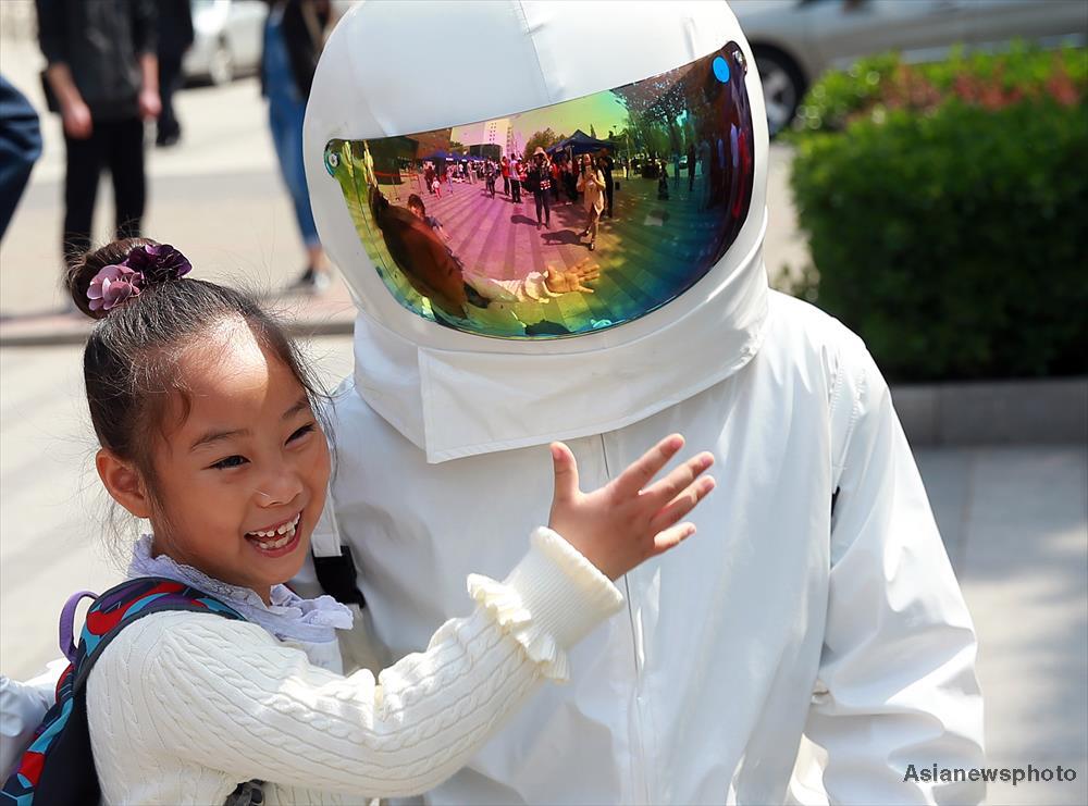 В Китае открыли прототип марсианской базы.Вокруг Света. Украина