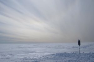 Ученые записали пение арктических льдов