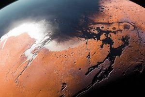 На Марсе достаточно кислорода для жизни: ученые