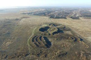 Эксперты Discovery связали курган в Павлограде с древнейшей цивилизацией
