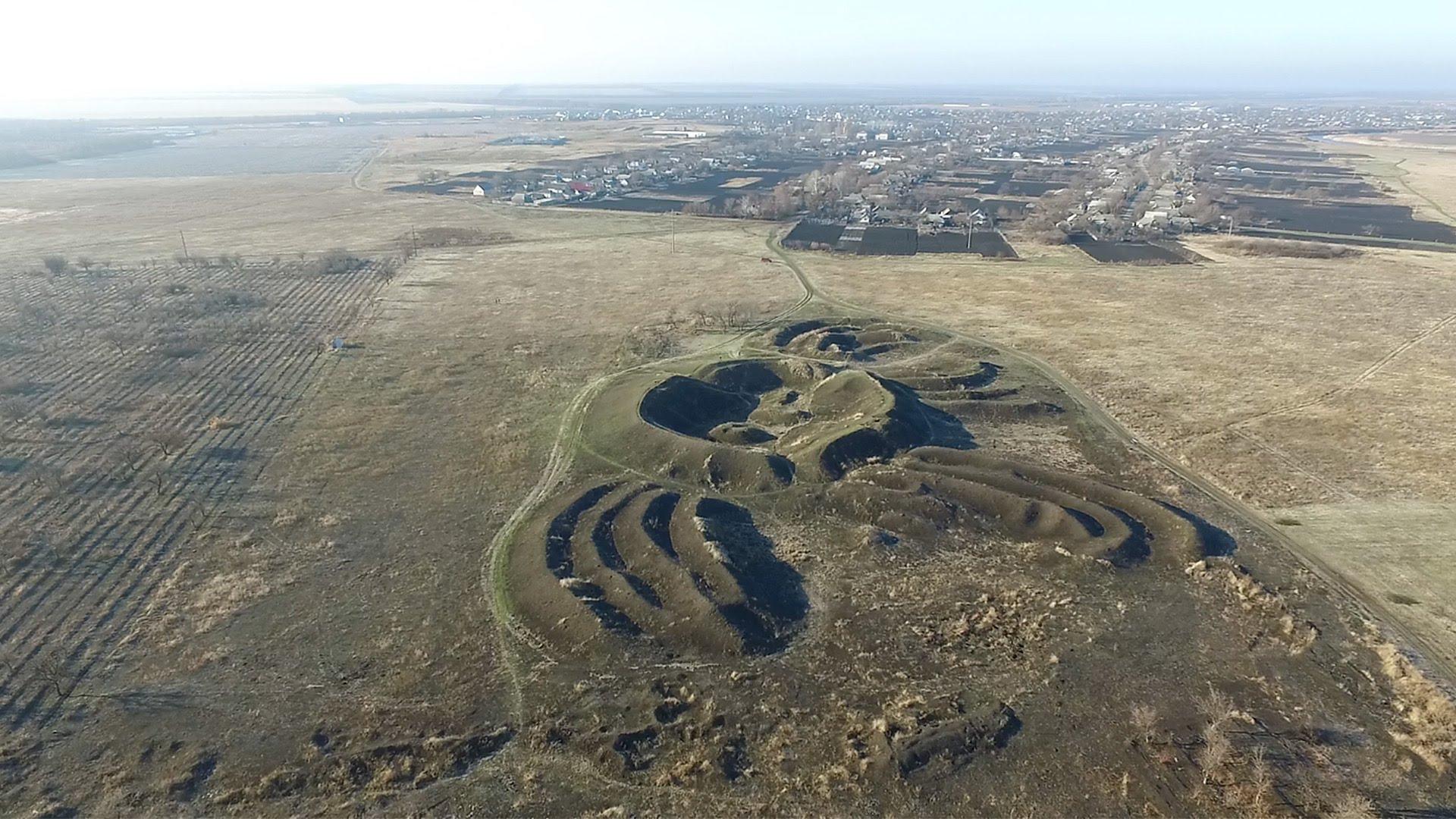 Эксперты Discovery связали курган в Павлограде с древнейшей цивилизацией.Вокруг Света. Украина