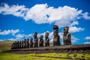 Ученые раскрыли тайну истуканов с острова Пасхи