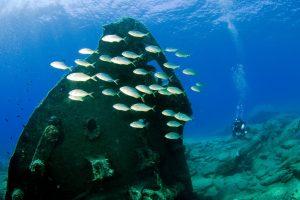 У побережья Греции обнаружены следы 58 древних кораблекрушений