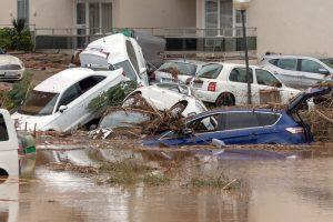 Майорку внезапно затопило: минимум пятеро погибших
