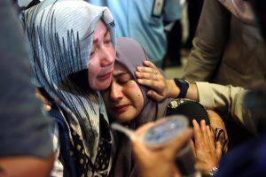 Крушение Boeing 737 в Индонезии: на борту находились 189 человек