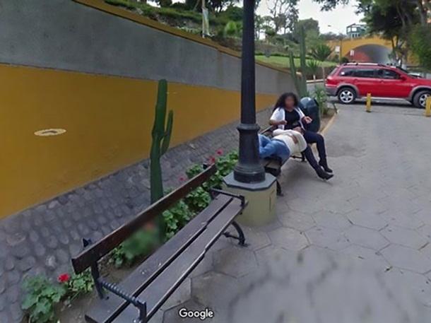 В Перу муж разоблачил неверную жену по Google Maps