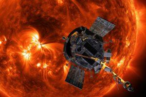 Солнечный зонд стал самым быстрым аппаратом в истории человечества