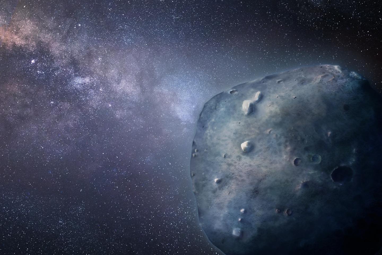 Редкий синий астероид Фаэтон озадачил астрономов