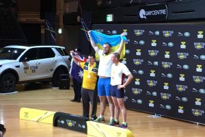 Украина получила два золота на «Играх непокоренных»