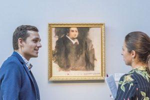 На аукционе впервые продали картину «кисти» искусственного интеллекта