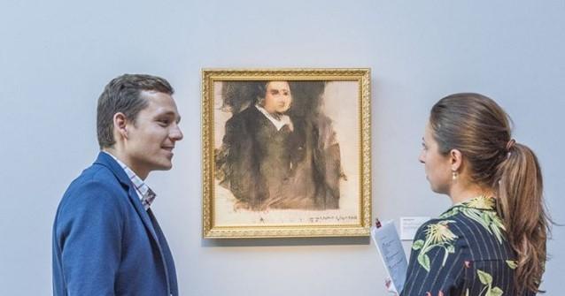 На аукционе впервые продали картину «кисти» искусственного интеллекта.Вокруг Света. Украина