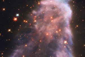 В созвездии Кассиопеи сфотографировали призрака
