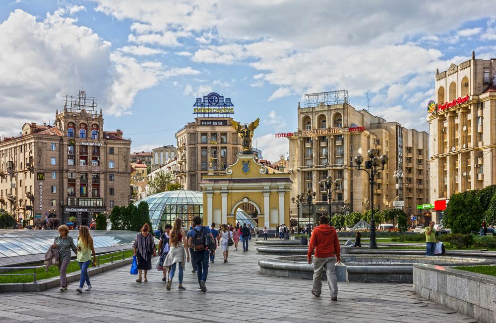 В прошлом году туристы привезли в Украину $1,2 млрд