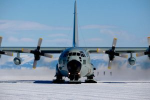 Китай построит аэропорт в Антарктиде