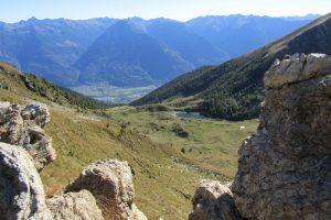 В Италии исчезло знаменитое горное озеро