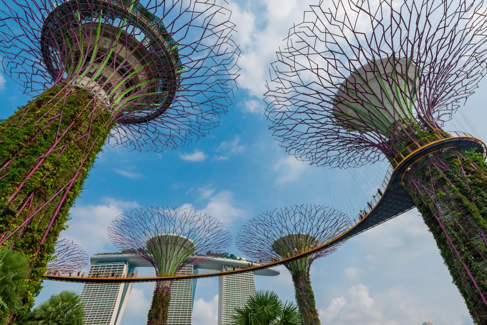 Пять городов, которые лучше других подготовились к будущему Пять городов, которые лучше других подготовились к будущему shutterstock 1151121755