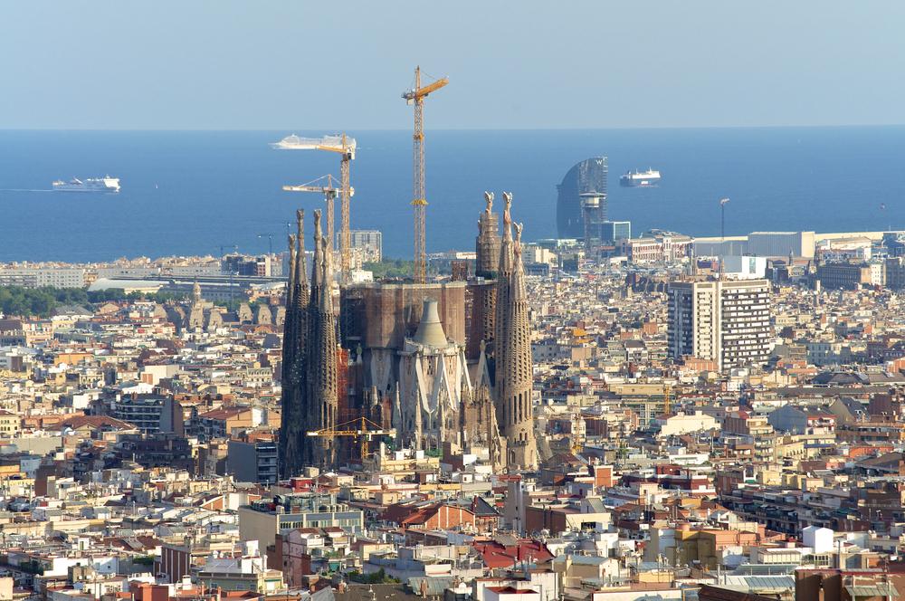 Базилика Саграда-Фамилия наконец-то получит разрешение на строительство