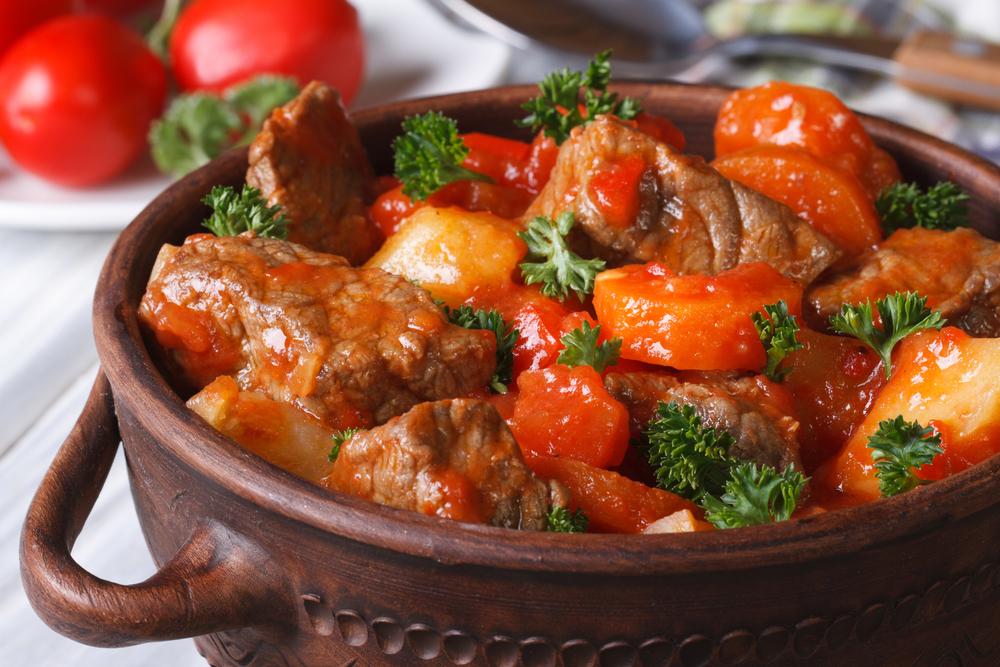 Кухни мира: азу по-татарски