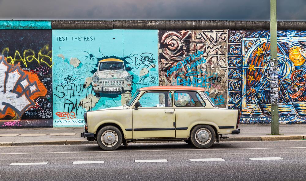 На центральных улицах Берлина запретили дизельные авто