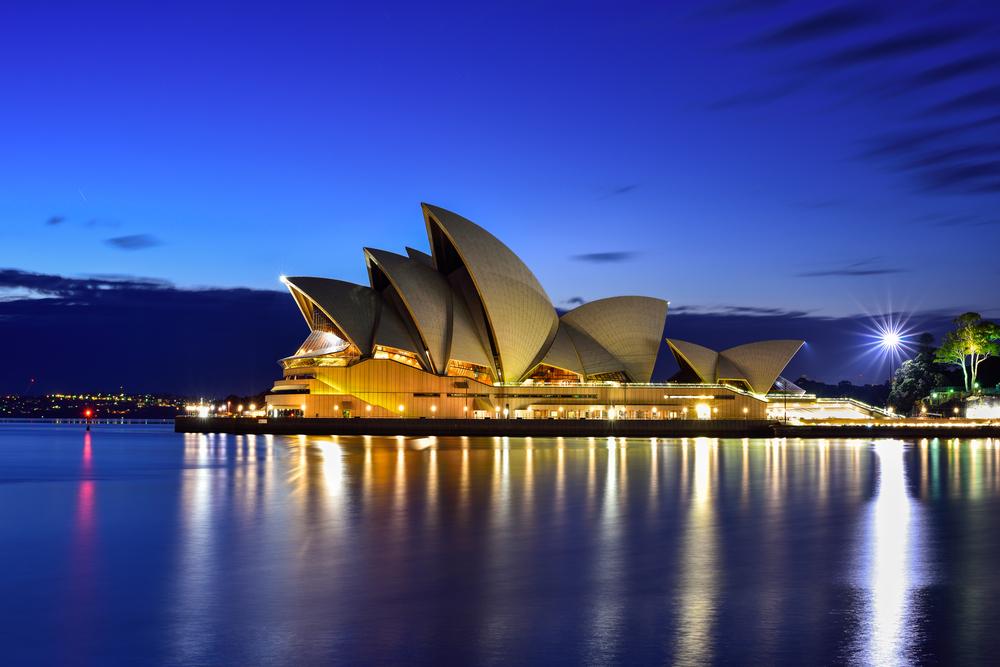 Сиднейскую оперу превратят в гигантский рекламный щит: австралийцы против.Вокруг Света. Украина