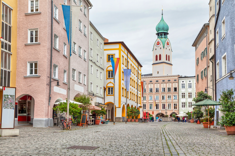 Германия с изнанки: Розенхайм и его обитатели глазами украинской эмигрантки