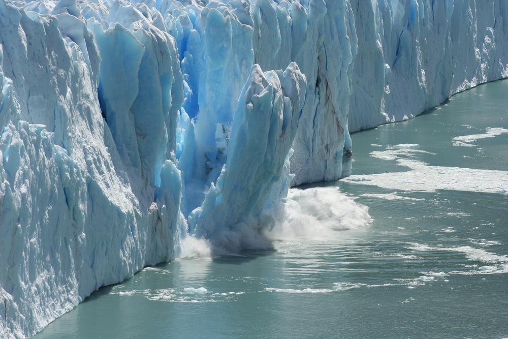 В Арктике исчезла большая часть многолетнего льда
