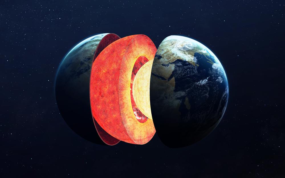 Геологи доказали, что ядро Земли твердое