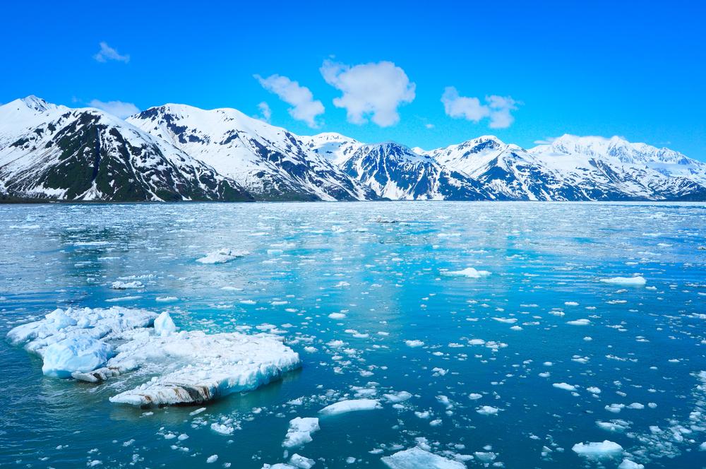 На Аляске опять аномально потеплела вода.Вокруг Света. Украина