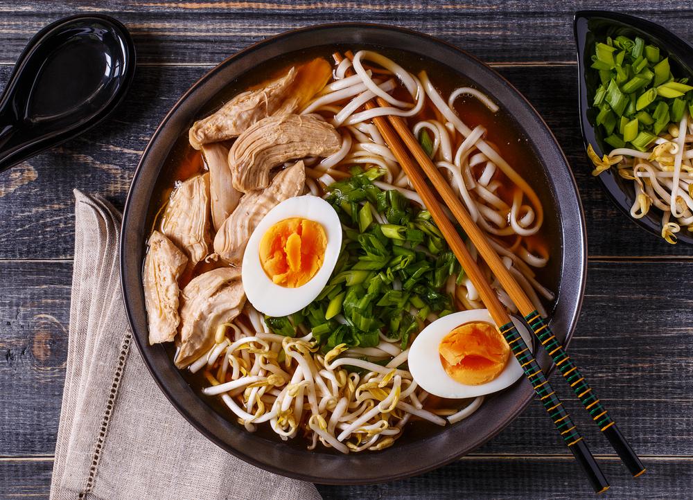 Кухни мира: японский суп рамен
