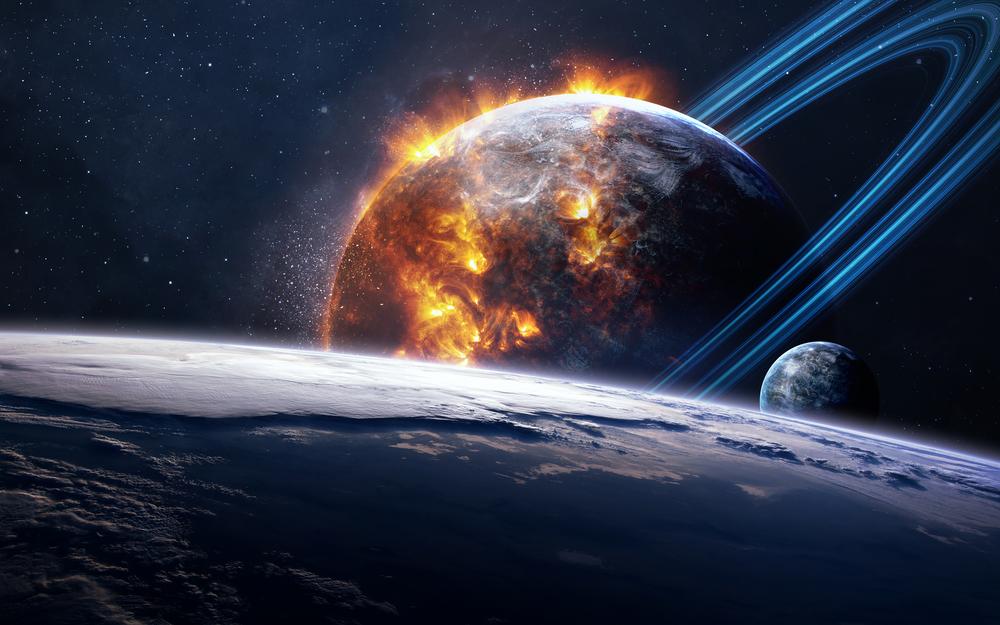 Ученых озадачили четыре газовых гиганта у слишком молодой звезды.Вокруг Света. Украина