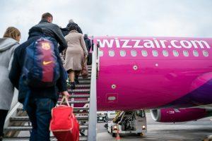 Wizz Air изменил правила перевозки ручной клади