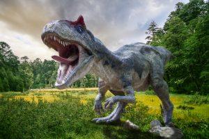 Динозавры дышали эффективнее людей