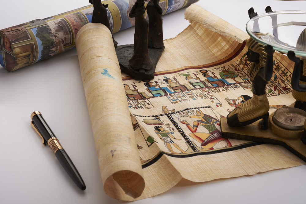 Древнеегипетскую