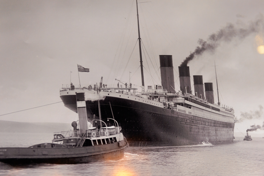 «Титаник II» спустят на воду в 2022 году