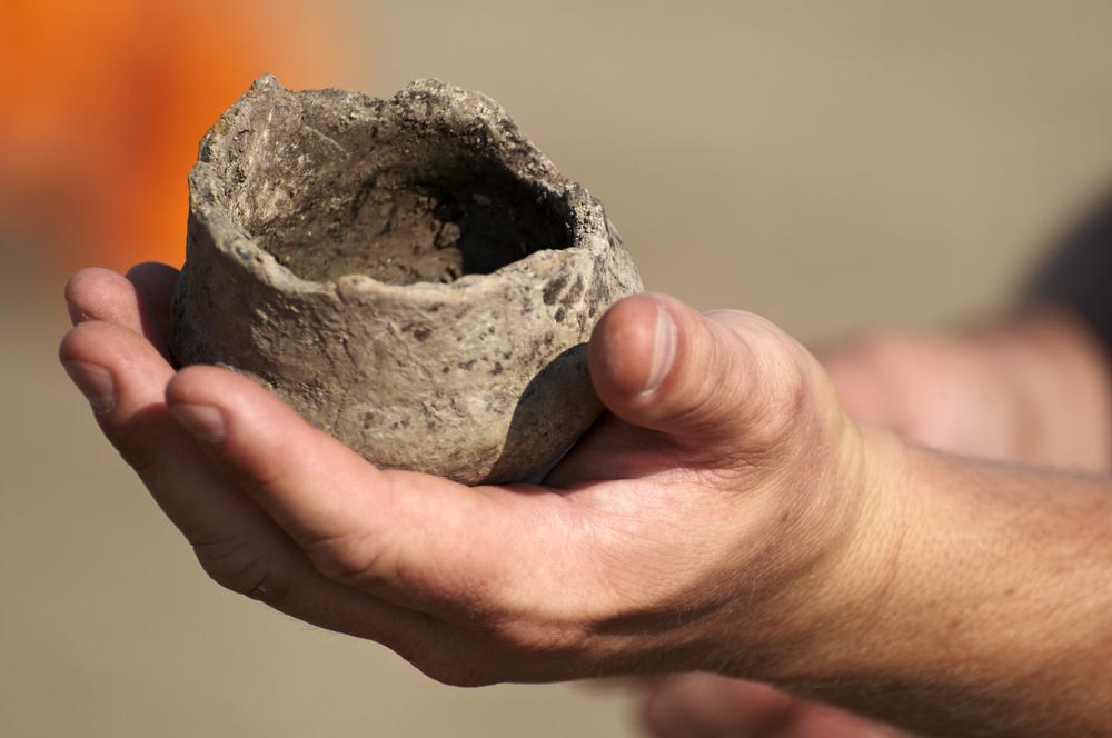 Археологи узнали, что ели люди 8000 лет назад