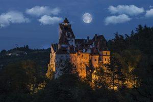 Замок Дракулы в Трансильвании: у вампира были гениальные пиарщики