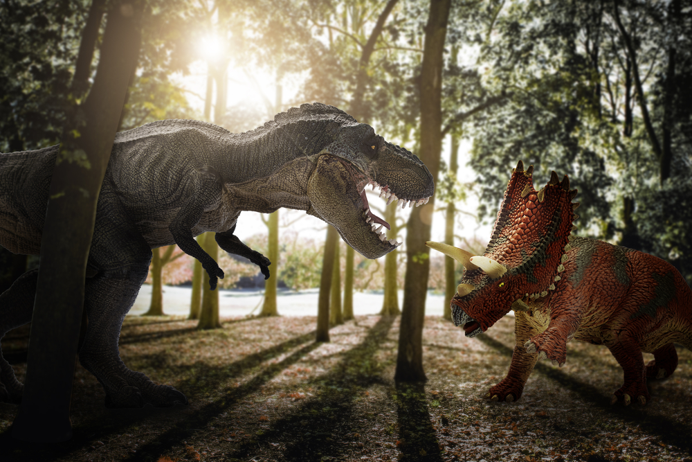 Гладкая кожа и толстое брюхо: ученые реконструировали тираннозавра.Вокруг Света. Украина