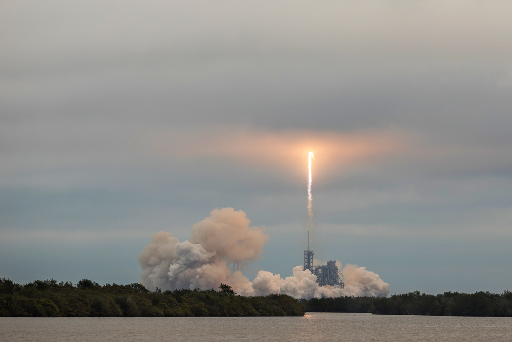 Впервые в истории: SpaceX запустит ступень «секонд-хенд»