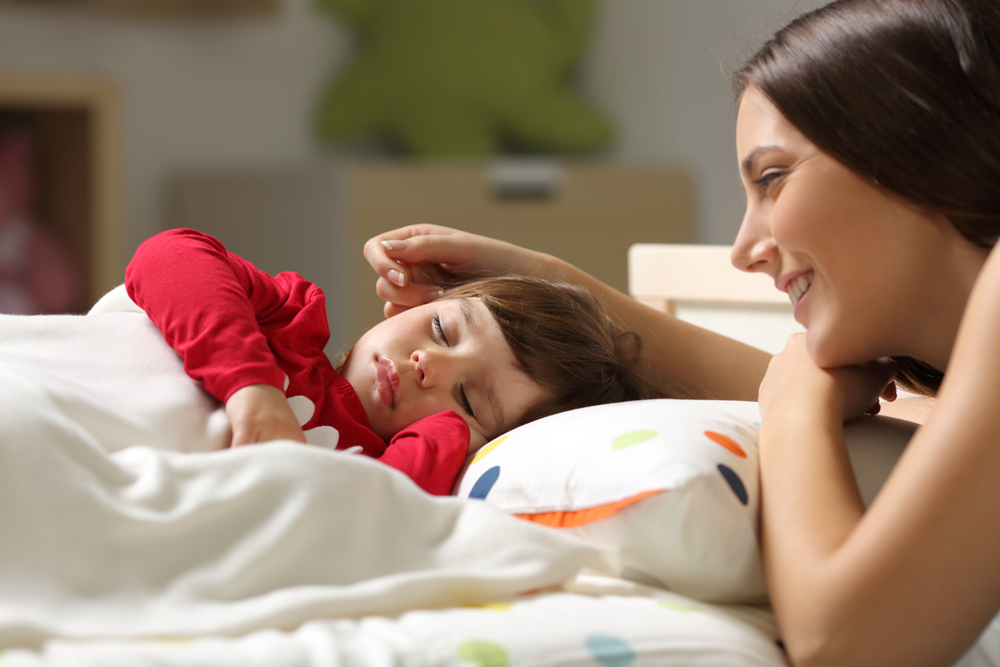 Для детей голос матери громче пожарной сигнализации