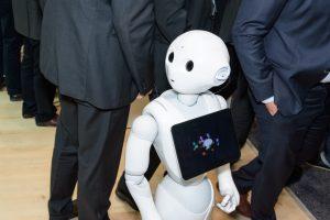 В Британском парламенте впервые выступит робот