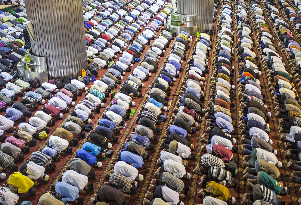 В турецкой провинции верующие 37 лет молились не в ту сторону